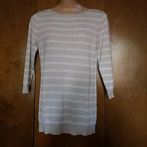Old Navy Striped Sweater Small